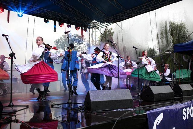 Piknik rodzinny 2018 - występy na scenie