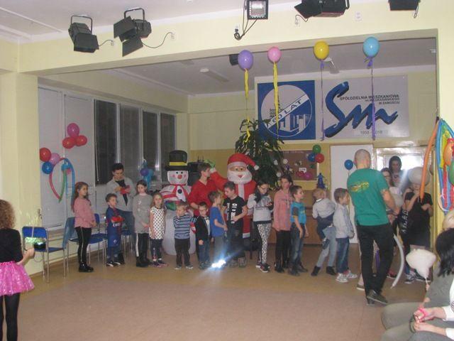 bal karnawałowy 2019 dla dzieci - zabawy w świetlicy