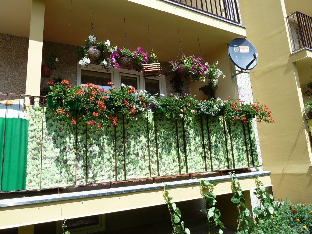 najładniejszy balkon 2012