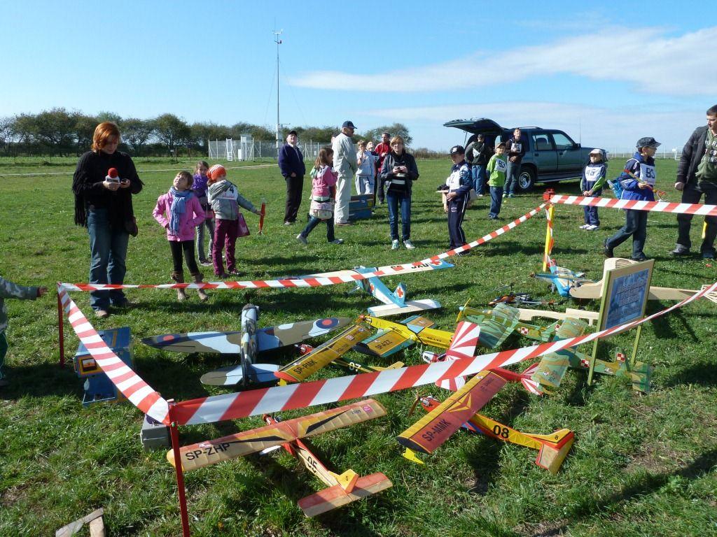 zawody modeli rakiet 2012