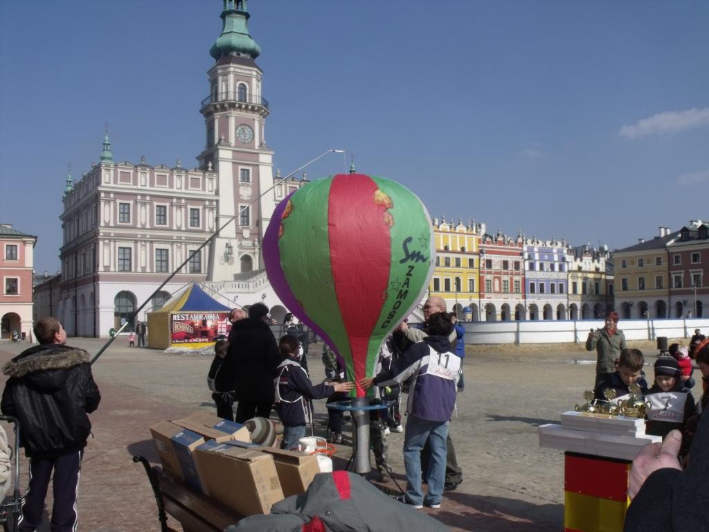 zawody balonowe 2011
