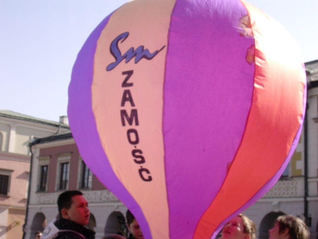 zawody balonowe 2012
